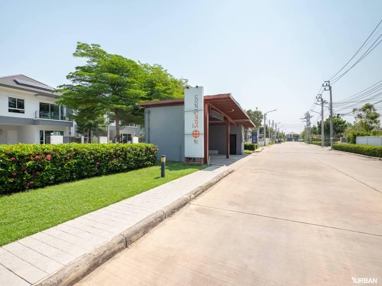 สัมภาษณ์ลูกบ้าน SENA SOLAR บ้านพร้อมกับพลังงานแสงอาทิตย์ที่ SENA Park Ville รามอินทรา-วงแหวน 35 - living