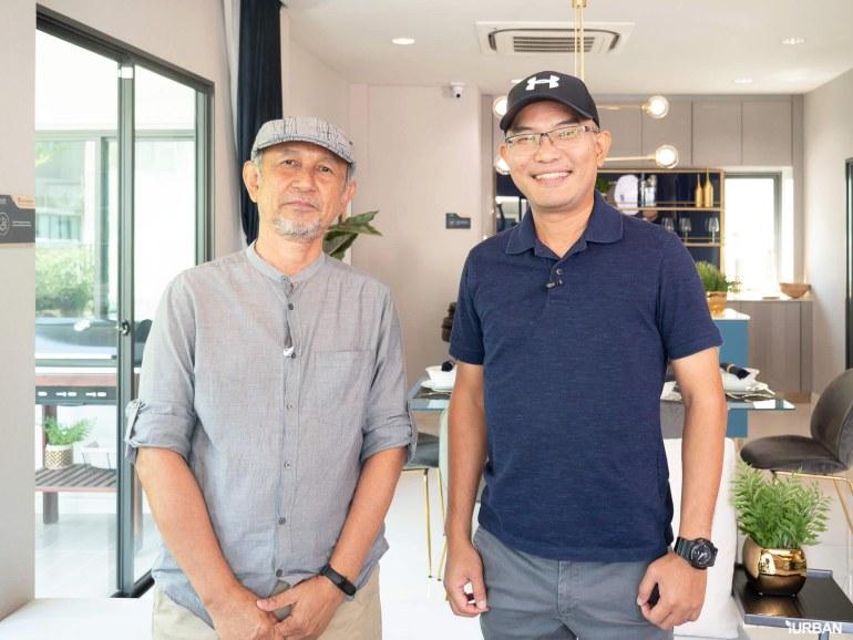 สัมภาษณ์ลูกบ้าน SENA SOLAR บ้านพร้อมกับพลังงานแสงอาทิตย์ที่ SENA Park Ville รามอินทรา-วงแหวน 50 - living