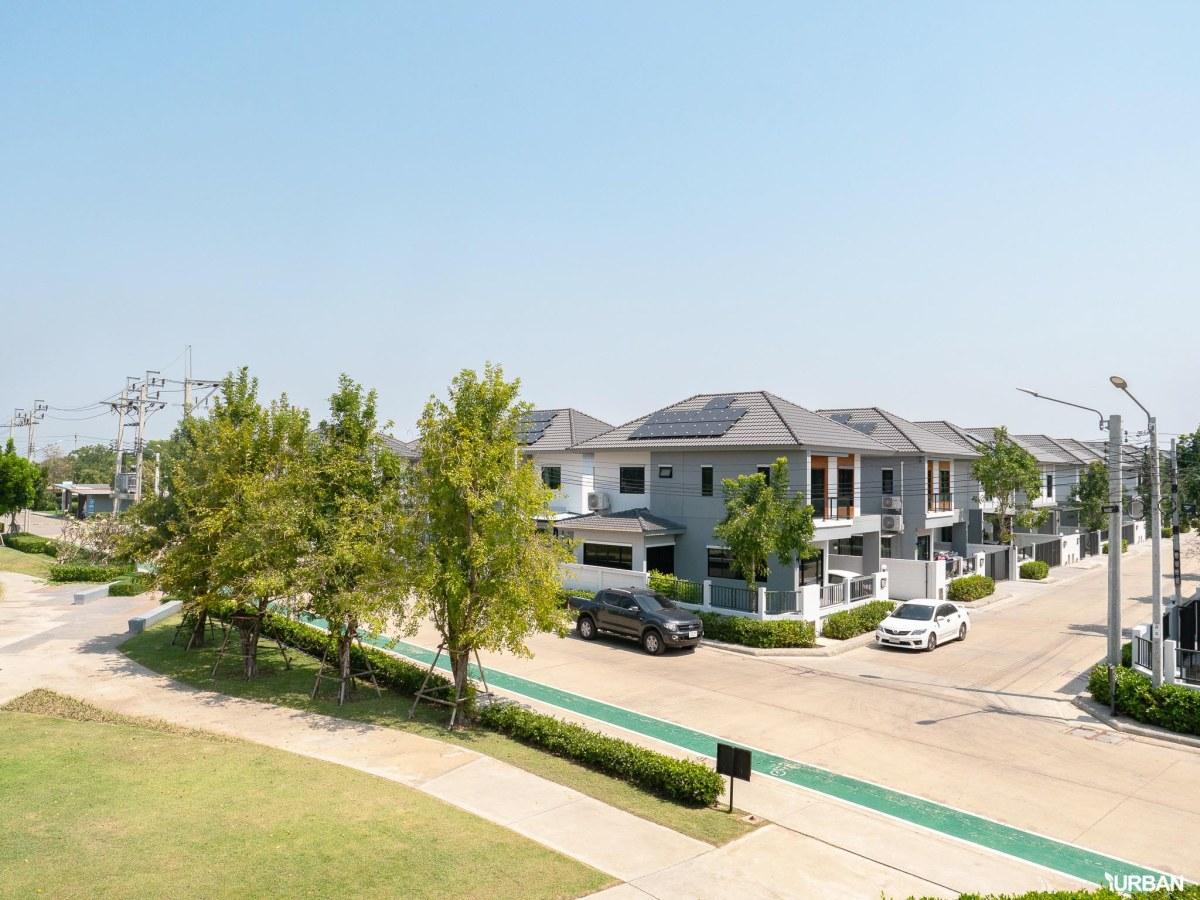 สัมภาษณ์ลูกบ้าน SENA SOLAR บ้านพร้อมกับพลังงานแสงอาทิตย์ที่ SENA Park Ville รามอินทรา-วงแหวน 70 - living