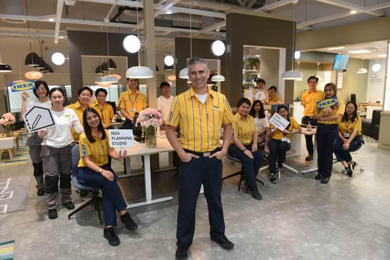 ครั้งแรกในโลก IKEA PLANNING STUDIO ช่วยออกแบบทุกห้องฟรี มีบริการครบจบในที่เดียว 30 - IKEA (อิเกีย)