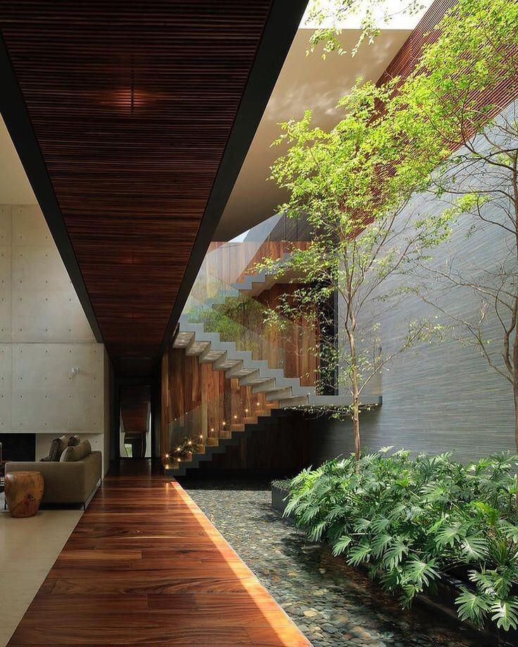 แต่งบ้านแบบ Biophilic Design เมื่อเราทันสมัยจนต้องใคว่คว้าหาธรรมชาติ 17 - Biophilic