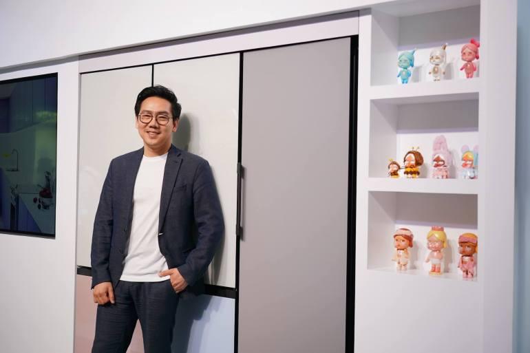 เปิดตัว SAMSUNG BESPOKE ตู้เย็นฉีกกฏดีไซน์ คัสตอมได้ตามสไตล์คุณ 19 - Design