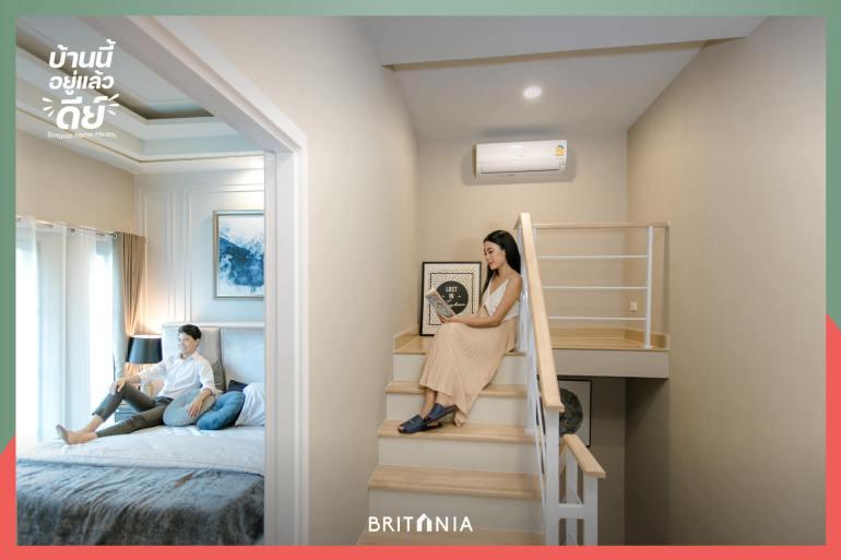 """""""บริทาเนีย"""" เปิดแคมเปญ """"บ้านนี้อยู่แล้วดีย์"""" จัดเต็ม Living Solution ด้วยฟังก์ชันและบริการเสริมใส่ใจสุขภาพ 24 - BRITANIA"""