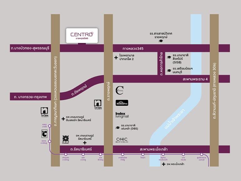 เตรียมพบกับ Centro ราชพฤกษ์-345 บ้านเดี่ยวแนวคิดใหม่ 'บนพื้นที่ใช้สอยขนาดใหญ่ 274 ตร.ม. 18 - AP (Thailand) - เอพี (ไทยแลนด์)