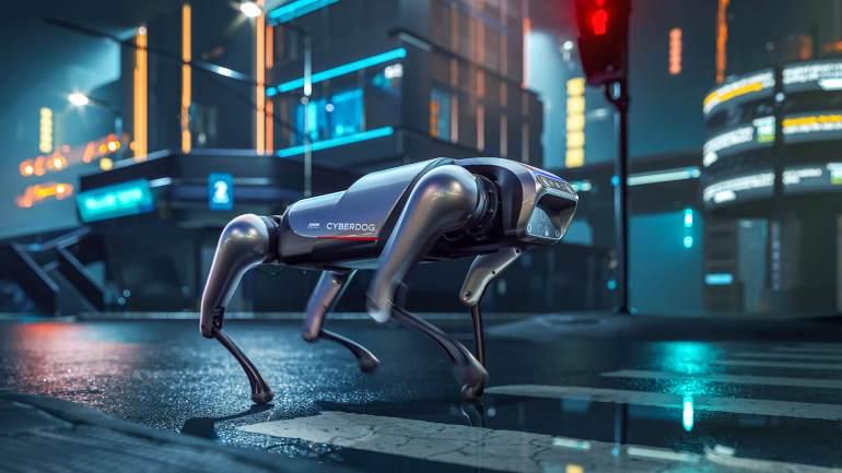 CyberDog หุ่นยนต์อัจฉริยะทรงสุนัขสุดไฮเทคเปิดตัวใหม่จาก Xiaomi/Mi แค่ ฿52,000! 21 - CyberDog