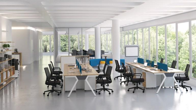 เทคนิคการจัดเฟอร์นิเจอร์สำนักงานหรือโฮมออฟฟิศ เพิ่มพื้นที่กว้างง..ง 22 - Furniture