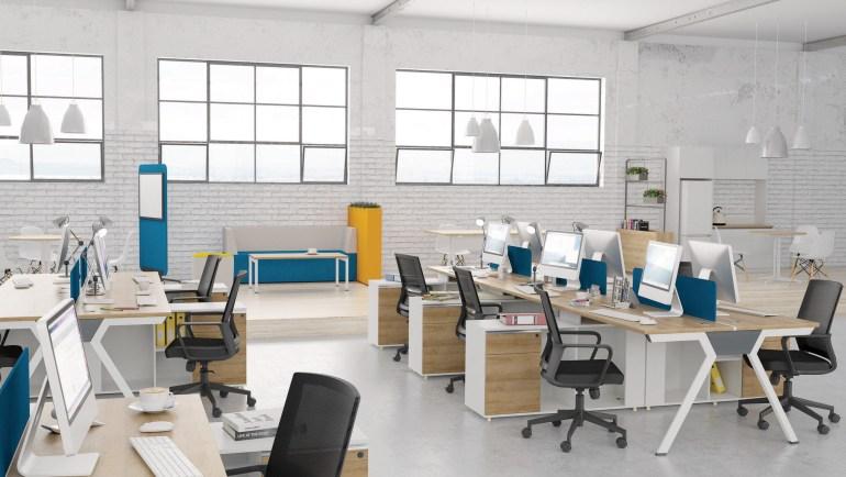 เทคนิคการจัดเฟอร์นิเจอร์สำนักงานหรือโฮมออฟฟิศ เพิ่มพื้นที่กว้างง..ง 17 - Furniture