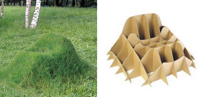 """ทำ """"เก้าอี้หญ้า"""" จาก """"ทราย"""" ไม่ใช้แล้ว ไอเดียตกแต่งสวนง่ายๆ แถมได้ประโยชน์ 14 -"""