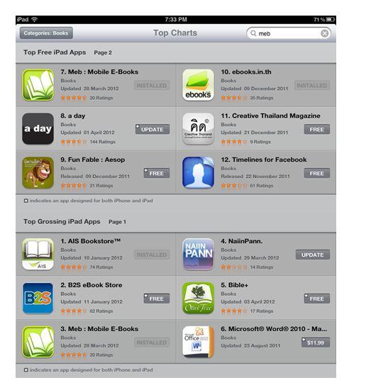 greenshot 2012 06 10 18 15 07 MEB : App e book ของไทย ที่ให้ประโยชน์ทั้งนักเขียน นักอ่านและนักขาย