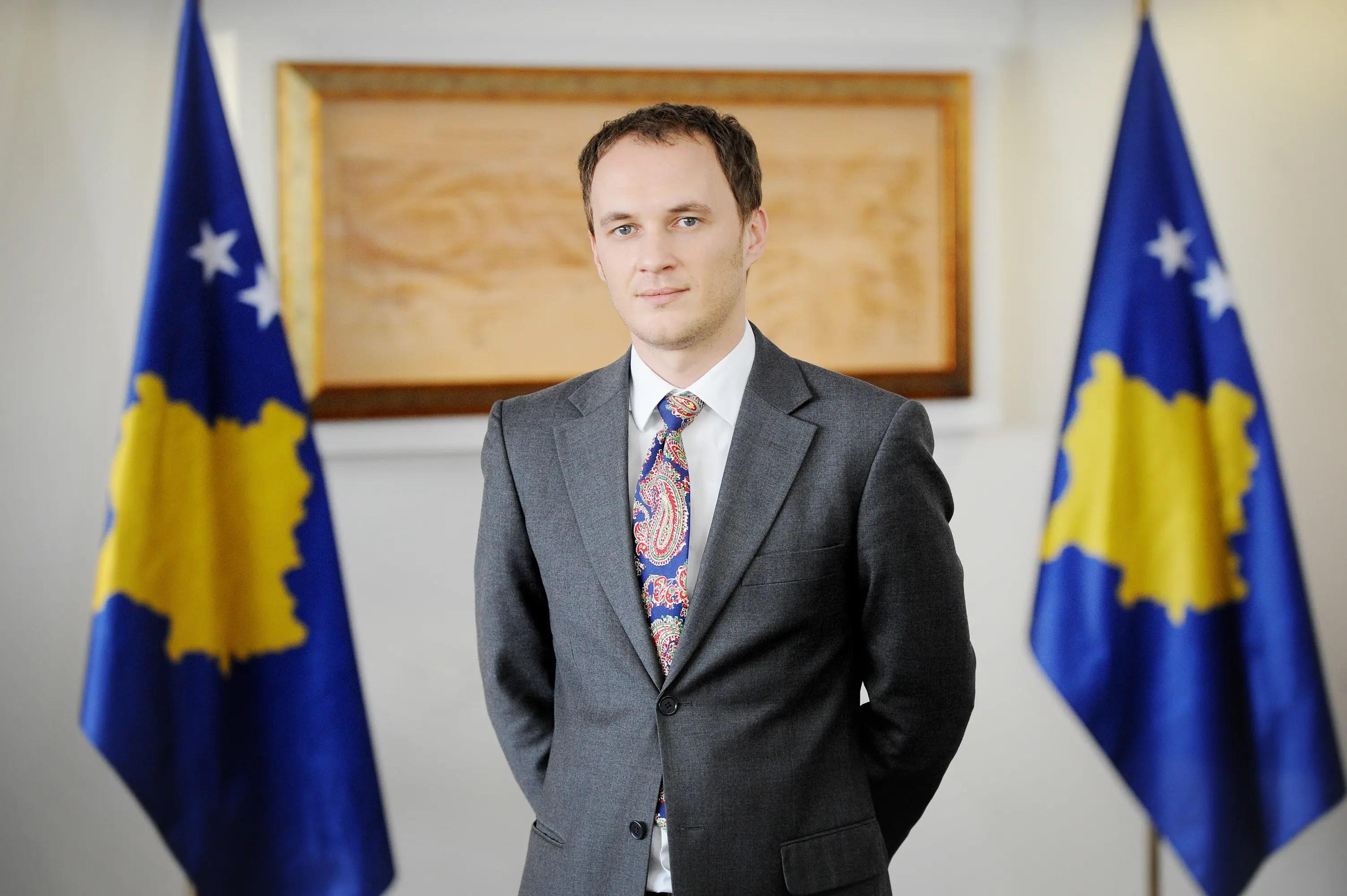 SelimiOnKosovo: Deputy Minister of Foreign Affairs Petrit Selimi