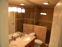Al new granite counter tops in bathrooms/kitchen and