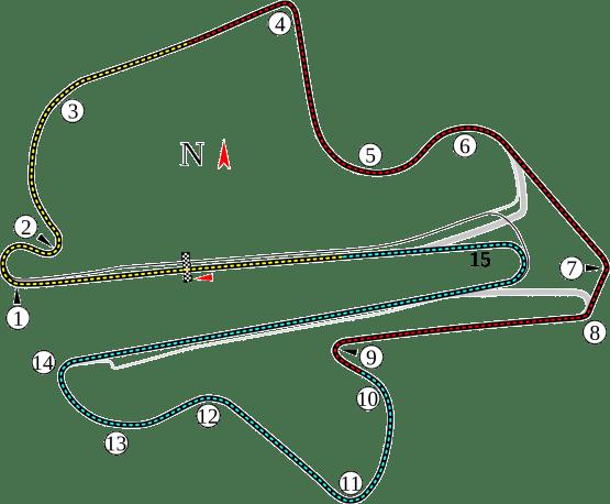 Sepang Circuit Malaysian Grand Prix