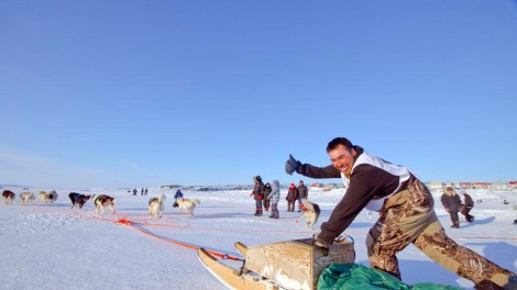 Ivakkak2015arriving Umiujaq