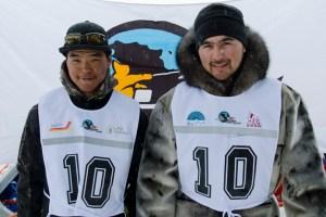 10 - Racer: Aisa Surusilak <br>  Partner: Aipilie Qumaluk <br>  Community: Puvirnituq