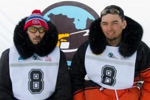 8 - Racer: George Kauki <br>  Partner: Jiika Cain Snowball <br>  Community: Kuujjuaq