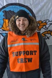 Ivakkak2017 Umiujaq AirInuit - Paulusie Beaulne Support Crew