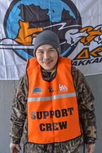 Ivakkak2017 Umiujaq AirInuit - Philippe Qumaluk Temporary Support Crew