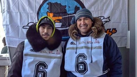 Musher: Johnny May Jr Partner: Jiika Cain Snowball Community: Kuujjuaq