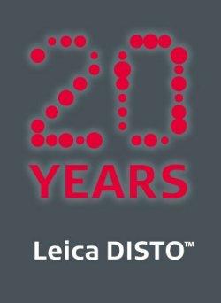 20 aastat Leica Disto laserkaugusmõõtjaid