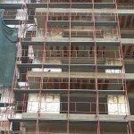 ongoing insulation of external walls