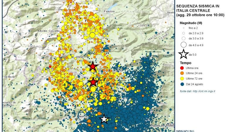 Scosse sismiche e teorie deliranti