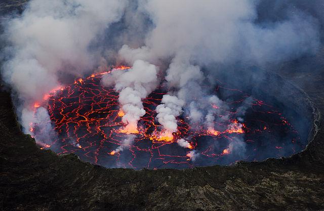 Vulcani – I diversi tipi di eruzione