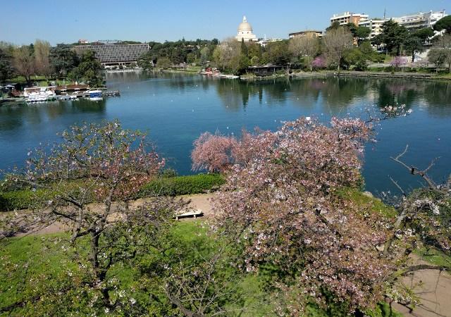 Roma – Il Parco Centrale del Lago