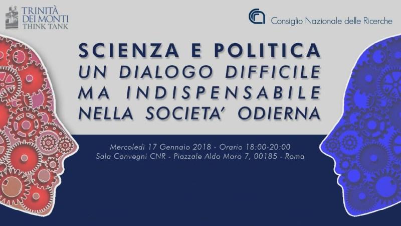 Scienza e Politica in Italia: un dialogo impossibile?