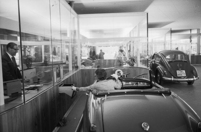 Erste Autobank der Schweiz