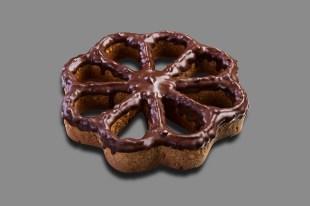 Pan dulce de chocolate