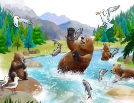 Het dikke dierenboek BI gatenproef.indd