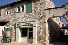 Olive oil mill in Mouriès