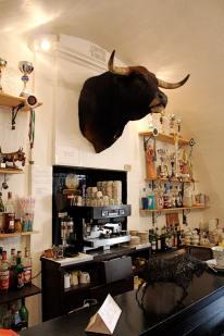Bistrot de Mouriès, bar