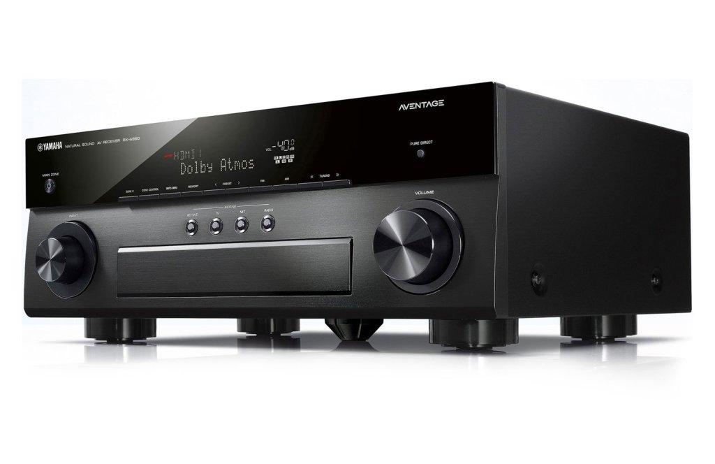 Yamaha RX-A860 Aventage Dolby Atmos AV Receiver Review