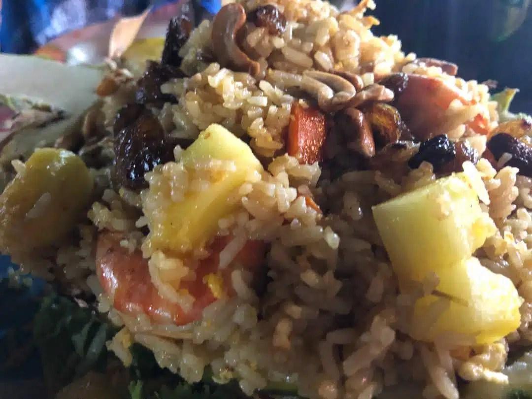 Patong Pineapple Fried Rice