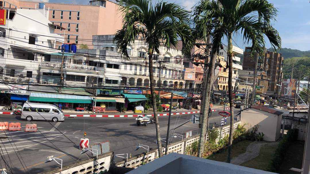 Patong Street View