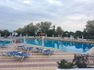 The pool - Pallini Beach Hotel Review