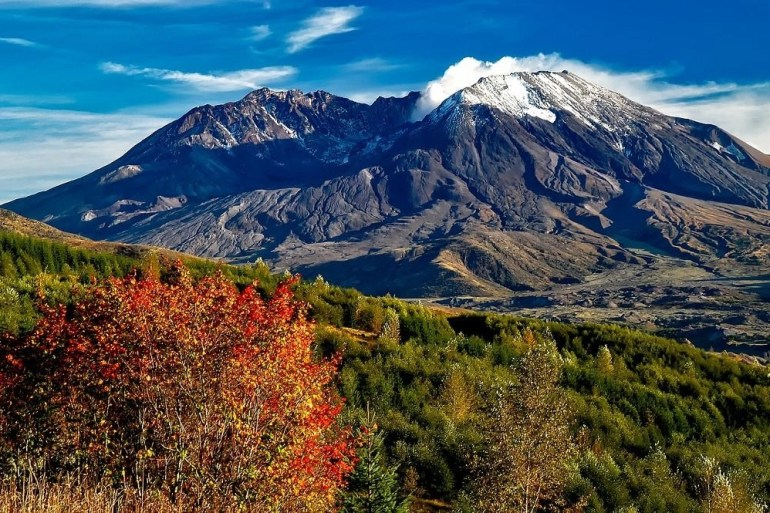 Mount St.-Helens