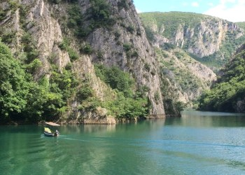 Top things to do in Matka Canyon near Skopje, North Macedonia