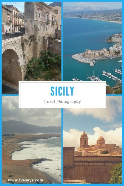 An amazing, beautiful island in Italy called Sicily. Visiting Sicily and travel photography of Sicily.