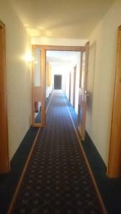 Second Floor Hallway - Drexel's Parkhotel Review