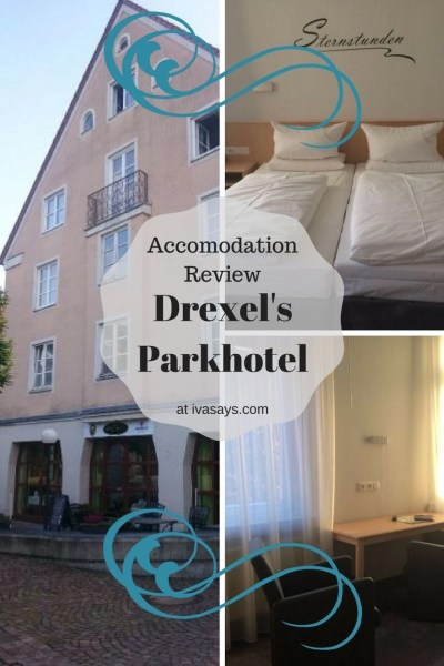Staying at the Drexels Park Hotel - Accommodation Review - Iva Says
