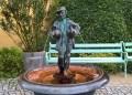 Small Fountain at Hohenschwangau Castle