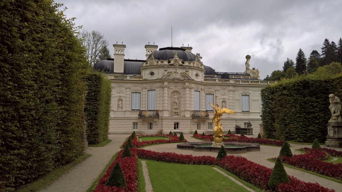 German Castles: Linderhof Castle