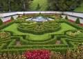 The East Garden at Linderholf