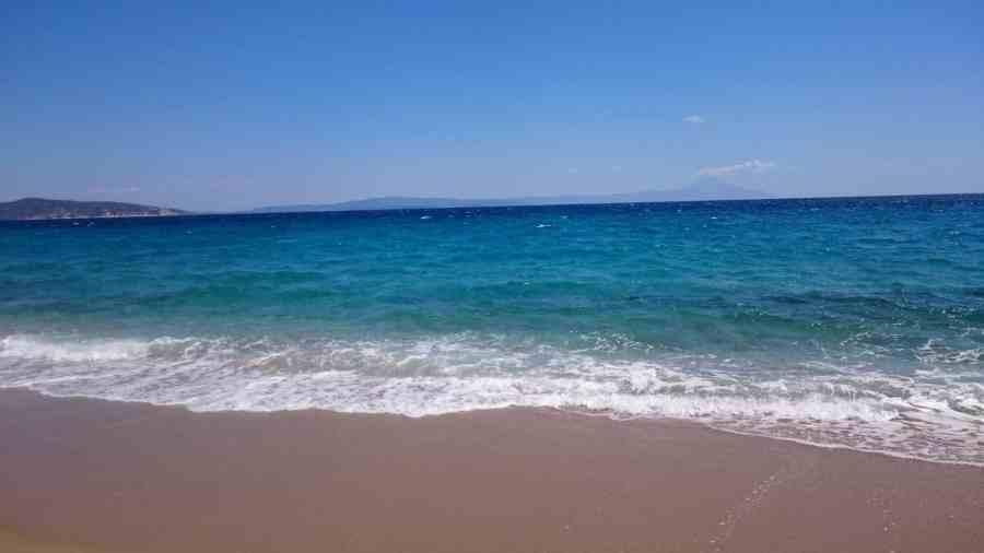 The sea at Assa Maris