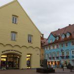 Traditional Houses in Memmingen