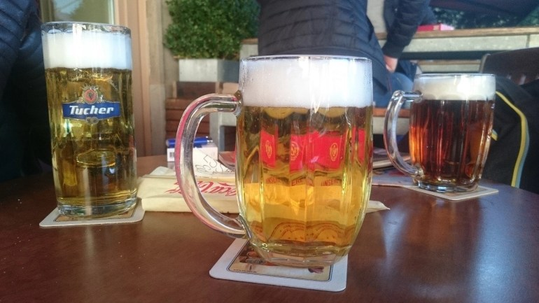 Tasty Germany: Beer in Nuremberg