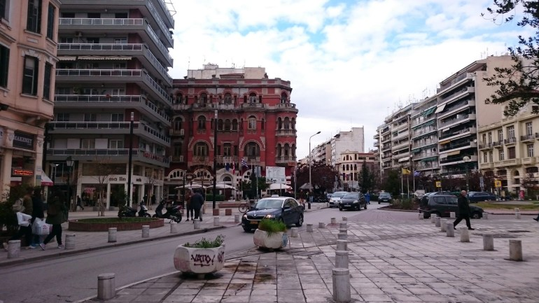 Around Thessaloniki, Greece