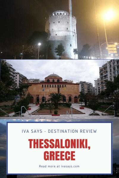 Destination Review Thessaloniki, Greece